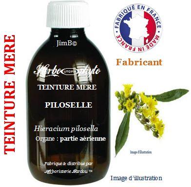 Teinture mère - Piloselle (hieracium pilosella) BIO